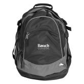 College High Sierra Black Titan Day Pack-Official Logo