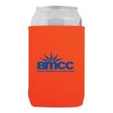 Neoprene Orange Can Holder-Official Logo