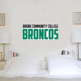 1 ft x 3 ft Fan WallSkinz-Bronx Community College Bronocs