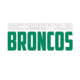 Small Decal-Bronx Community College Bronocs, 6 in wide