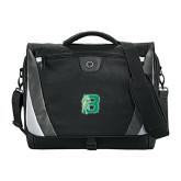 Slope Black/Grey Compu Messenger Bag-Bronoc
