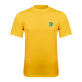 Performance Gold Tee-Bronoc
