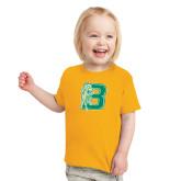 Toddler Gold T Shirt-Bronoc