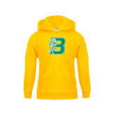 Youth Gold Fleece Hoodie-Bronoc