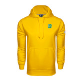 Under Armour Gold Performance Sweats Team Hoodie-Bronoc