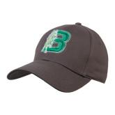 Charcoal Heavyweight Twill Pro Style Hat-Bronoc
