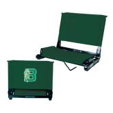 Stadium Chair Dark Green-Bronoc