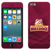 iPhone 5/5s Skin-Brooklyn College Athletic Mark