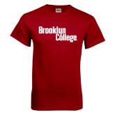 Cardinal T Shirt-Brooklyn College