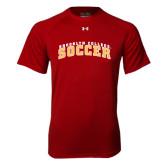 Under Armour Cardinal Tech Tee-Soccer