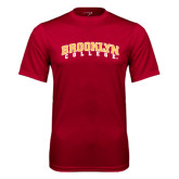 Performance Cardinal Tee-Brooklyn College Arched