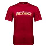 Performance Cardinal Tee-Volleyball