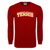 Cardinal Long Sleeve T Shirt-Tennis