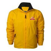 Gold Survivor Jacket-Brooklyn College Athletic Mark
