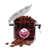 Almond Bliss Round Canister-Brooklyn College