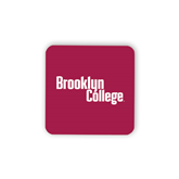 Hardboard Coaster w/Cork Backing 4/set-Brooklyn College