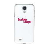White Samsung Galaxy S4 Cover-Brooklyn College