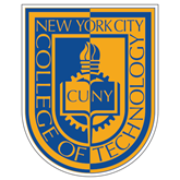 Extra Large Decal-CUNY Shield, 18 inches tall