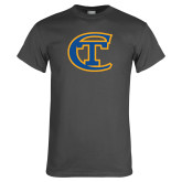 Charcoal T Shirt-Official Logo
