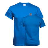 City College of Technology  Royal T Shirt-CUNY Shield