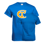 City College of Technology  Royal T Shirt-Official Logo