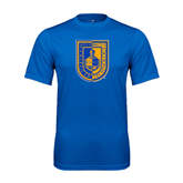 City College of Technology  Performance Royal Tee-CUNY Shield