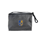 Six Pack Grey Cooler-CUNY Shield