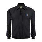 Black Players Jacket-CUNY Shield