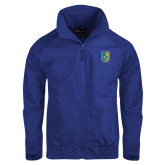 City College of Technology  Royal Charger Jacket-CUNY Shield