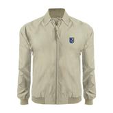 Khaki Players Jacket-CUNY Shield