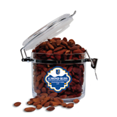 Almond Bliss Round Canister-CUNY Shield