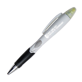 Blossom White Pen/Highlighter-New York City College Of Technology w/ Shield