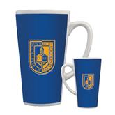 Full Color Latte Mug 17oz-CUNY Shield