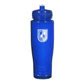 Spectrum Blue Sport Bottle 28oz-CUNY Shield