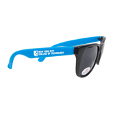 City College of Technology  Royal Sunglasses-New York City College Of Technology w/ Shield