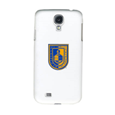 City College of Technology  White Samsung Galaxy S4 Cover-CUNY Shield