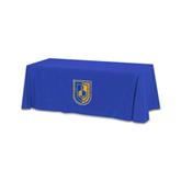 Royal 6 foot Table Throw-CUNY Shield