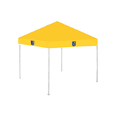 9 ft x 9 ft Gold Tent-CUNY Shield