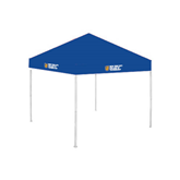 9 ft x 9 ft Royal Tent-New York City College Of Technology w/ Shield