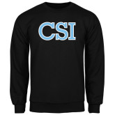 College of Staton Island Black Fleece Crew-CSI