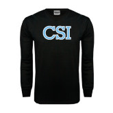 Black Long Sleeve TShirt-CSI