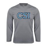 Syntrel Performance Steel Longsleeve Shirt-CSI