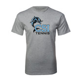 Sport Grey T Shirt-Tennis