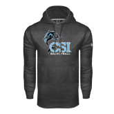 College of Staton Island Under Armour Carbon Performance Sweats Team Hoodie-Basketball