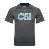 Under Armour Carbon Heather Tech Tee-CSI
