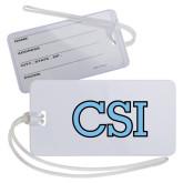 College of Staton Island Luggage Tag-CSI