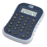 Blue Large Calculator-CSI