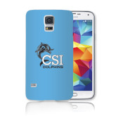 College of Staton Island Galaxy S5 Phone Case-Official Logo