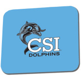 College of Staton Island Full Color Mousepad-Official Logo