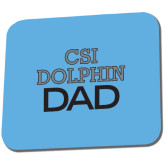 College of Staton Island Full Color Mousepad-Dad